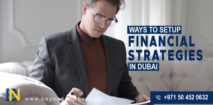 Ways to set up the Financial Strategies in Dubai