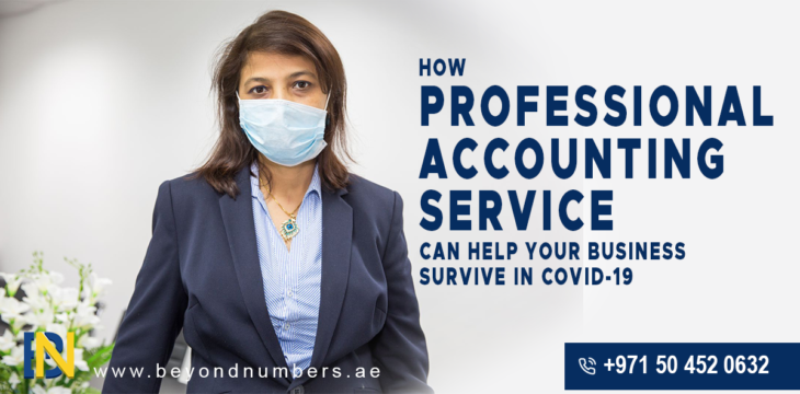 How Professional Accounting Services Can Help Your Business Survive in COVID-19
